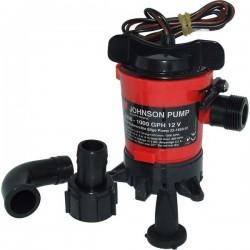 Johnson L650 Duraport Submersible Bilge Pump 12v - 0965