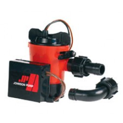 Johnson Ultima Submersible Bilge Pump 12v - L750D