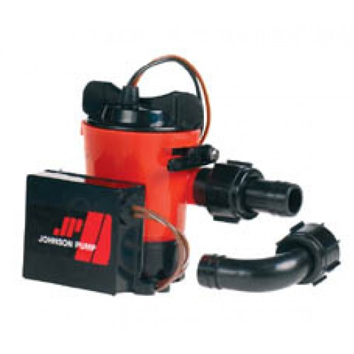 Johnson Ultima Submersible Bilge Pump 24v - L760D