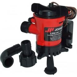 Johnson Ultima Submersible Bilge Pump 12v - L550D