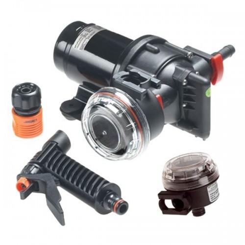 Johnson Aquajet Washdown Pump Kit 12v 13LPM - 13399-03