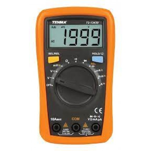 Digital Palm Size Multimeter