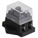 Blade Fuse Holder Block - 2 Way