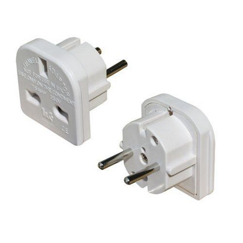 UK Euro Travel Adaptor