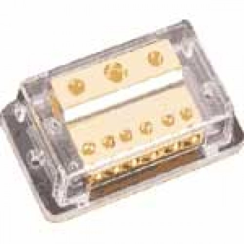 Sterling Power GPB Gold Plated Fuse Block - GPB102468