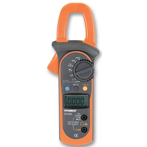 Digital Multimeter with Current Clamp
