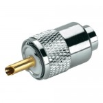 Connector for VHF Radio and AIS Receivers - PL259 for RG58