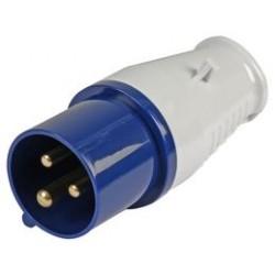 Shore Supply Plug 16A - Blue