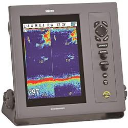 Koden CVS-1410 - 10.4 inch Digital Echosounder
