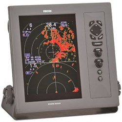 "Koden MDC-2041A 10.4 inch Colour Radar with 25"" Radome"