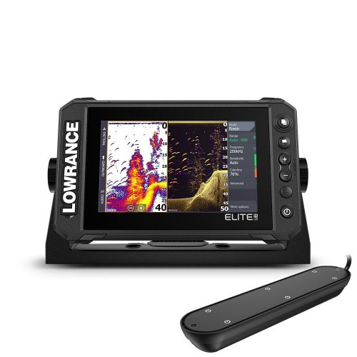 Lowrance Elite FS 7 with Active Imaging 3-in-1 Transducer - 000-15689-001