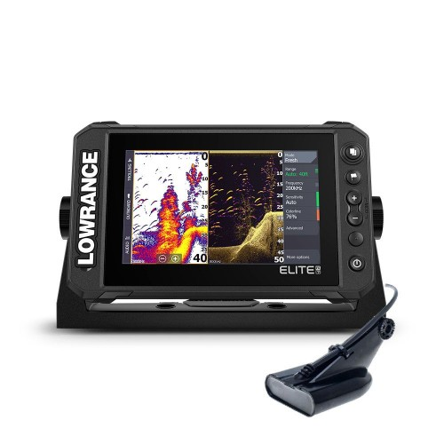 Lowrance Elite FS 7 with HDI Transducer - 000-15697-001