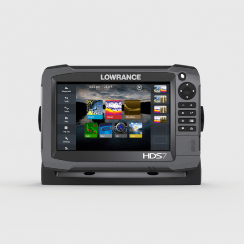 Lowrance HDS-7 GEN3 Multi Touch Chartplotter No Transducer - 000-11787-001