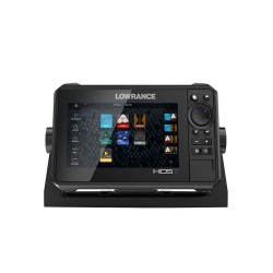 Lowrance HDS-7 Live Multifunction Display - No Transducer - 000-14418-001