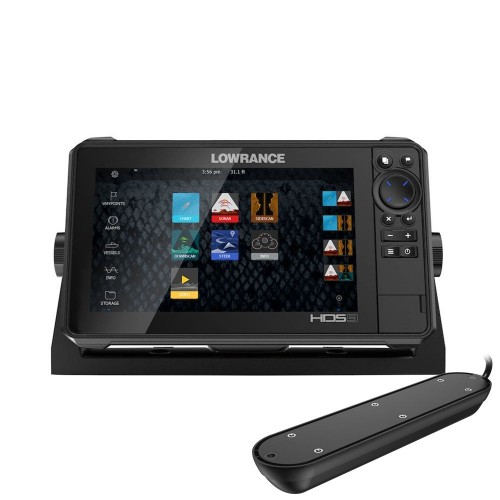 Lowrance HDS-9 Live Multifunction Display with Active Imaging 3-in-1 Transducer - 000-14425-001