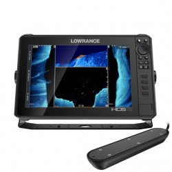 Lowrance HDS-12 Live Multifunction Display with Active Imaging 3-in-1 Transducer - 000-14431-001