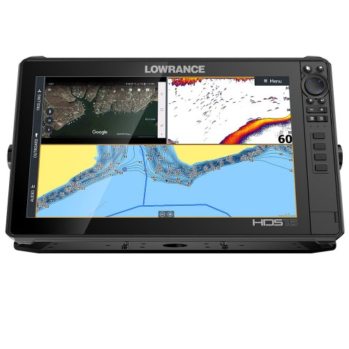 Lowrance HDS-16 Live Multifunction Display - No Transducer - 000-14436-001