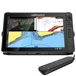 Lowrance HDS-16 Live Multifunction Display with Active Imaging 3-in-1 Transducer - 000-14437-001