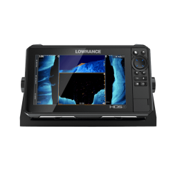 Lowrance HDS-9 Live Multi Function Display with Active Imaging 3-in-1 Transducer - 000-14425-001