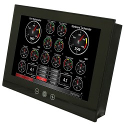 Maretron Vessel Monitoring/Control Touchscreen Display - TSM1330C-01