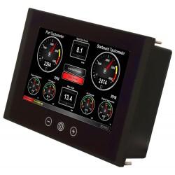 "Maretron TSM810C- Vessel Monitoring/Control Touchscreen 8"" Display"