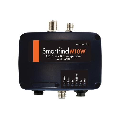 McMurdo SmartFind M10W AIS Class B Transponder with WiFi - 21200002A