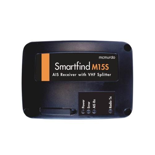 McMurdo SmartFind M15S AIS Receiver with Splitter - 21300002A