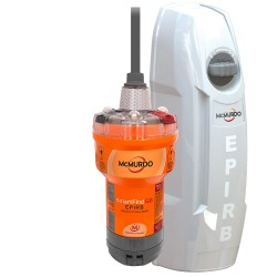 McMurdo SmartFind G8 EPIRB with Auto-Housing - 23001502A