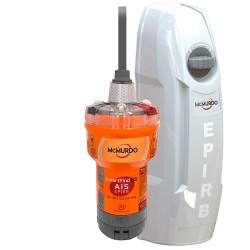 McMurdo SmartFind G8 AIS EPIRB with Auto-Housing - 23001501A