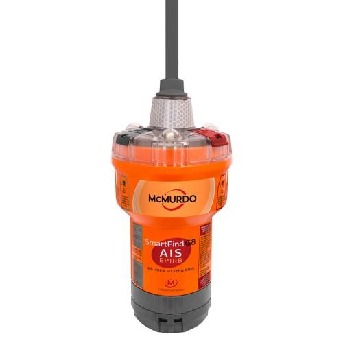 McMurdo SmartFind G8 AIS Epirb - 23001001A