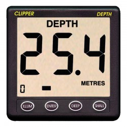 NASA Marine Clipper Depth System - CLIP-DEPTH