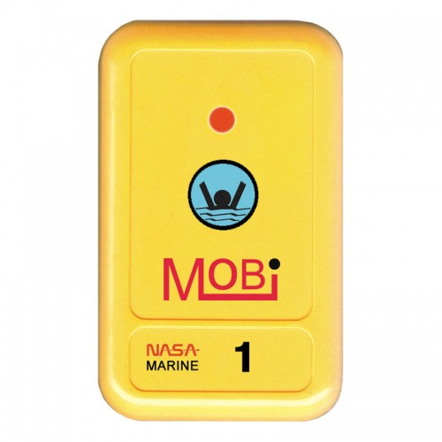 NASA Marine Clipper MOBI Fob - Single - MOBI-FOB-1