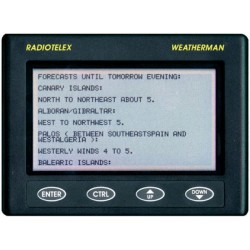 NASA Marine Clipper Weatherman Receiver - CLIP-WEATHR