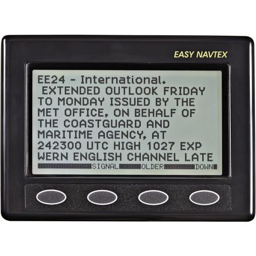 NASA Marine Clipper Easy Navtex Receiver with Series 2 Antenna - EASY-NAVTEX
