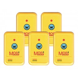 NASA Marine Clipper MOBI Fobs - 5 pack - MOBI-FOB-5