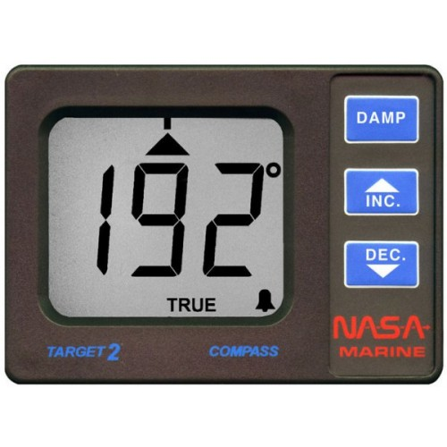 NASA Marine Target 2 Compass System - TARFLUX