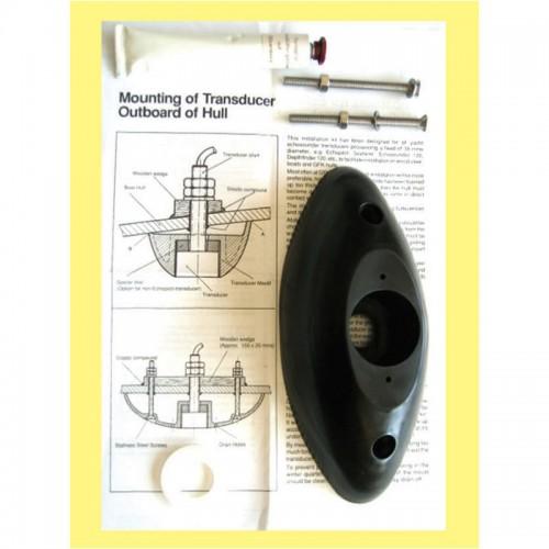 NASA Marine Through Hull Depth Transducer Mounting Kit - THTMK