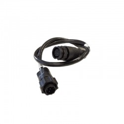 9 to 7 Pin Adaptor For 9 Pin Airmar Transducers - 000-13977-001