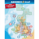 Navionics+ Chart Cards SMALL
