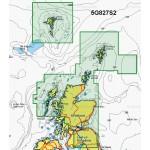 Navionics+ Small Chart Card - Scotland North and East, Faroe Islands - 5G827S2/UK