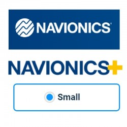 Navionics+ Chart Cards SMALL - Other Areas
