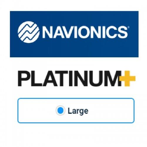 Navionics Platinum+ Large Chart Cards - Other Areas