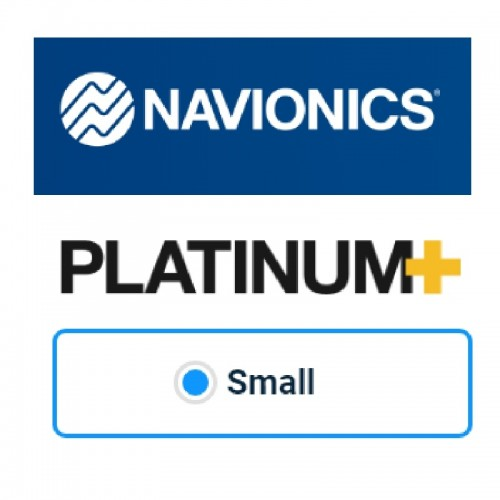 Navionics Platinum+ Small Chart Cards - Other Areas
