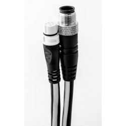 Raymarine SeaTalkNG DeviceNet Male to STNG Spur Female Adaptor Cable 120mm - A06078