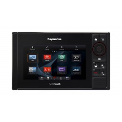 "Raymarine eS75 7"" HybridTouch MFD with WiFi no chart  - E70263"