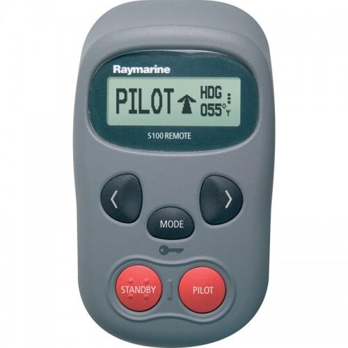 Raymarine S100 Wireless Autopilot Remote Control - E15024