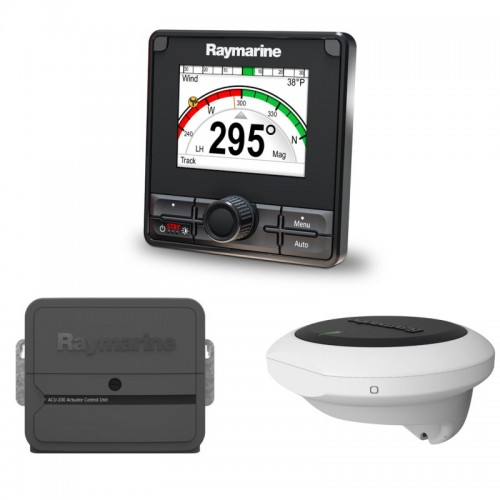 Raymarine p70Rs Evolution EV-200 Power Pilot Pack, No Drive - T70156