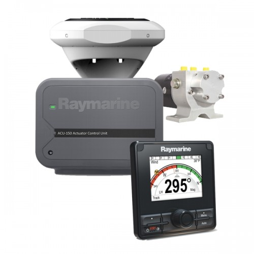 Raymarine p70Rs Evolution EV-150 Power Pilot Pack, Hydraulic - T70330