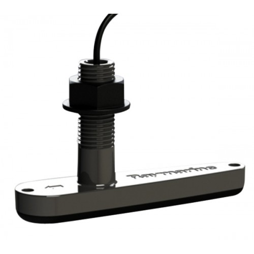 Raymarine CPT-110 Plastic Through Hull Mounted Chirp Transducer - A80277