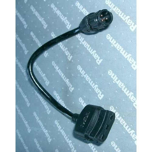 Raymarine ST50 Male to ST60 Adaptor Cable - D187